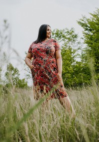 Sukienka 6028
