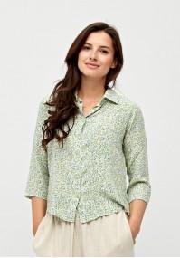 Jasnozielona koszula