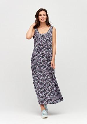 Sukienka 1112 (kwiatki)