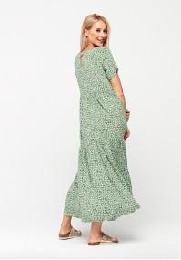 Sukienka 1184 (zielona)