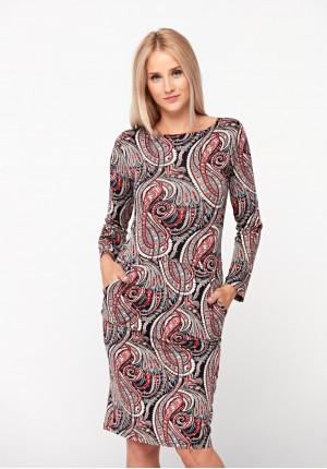 Sukienka kangurka