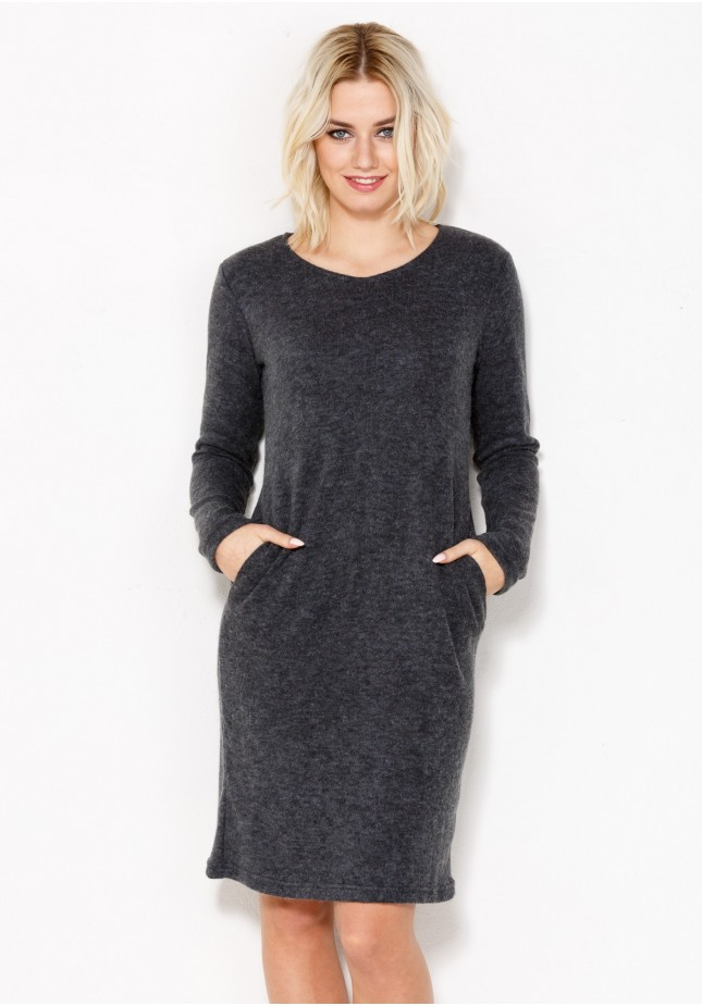 Warm Dress with pockets
