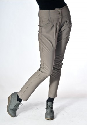 Spodnie 5517 (kawowe)