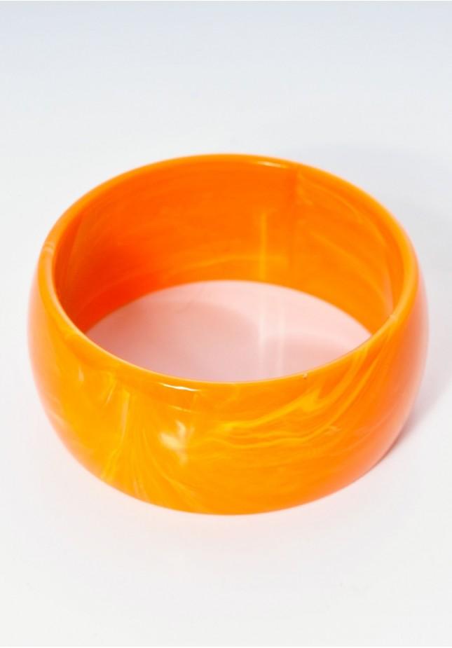 Bransoletka 0257 (pomarańczowa)