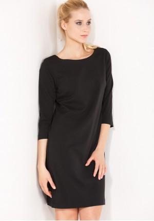Sukienka 1717 (czarna)