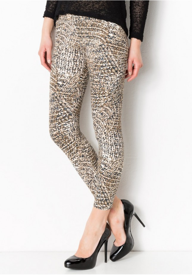 Spodnie 5529 (nakrapiane)