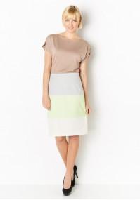 Three-colored Skirt