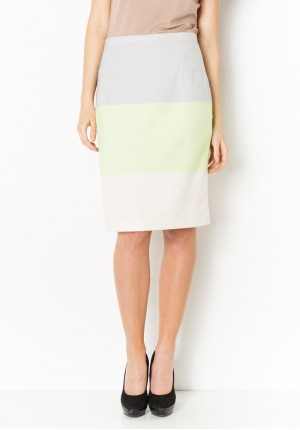 Three-colored Skirt