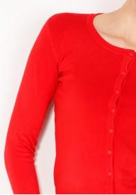 Sweter 8718 (czerwony)
