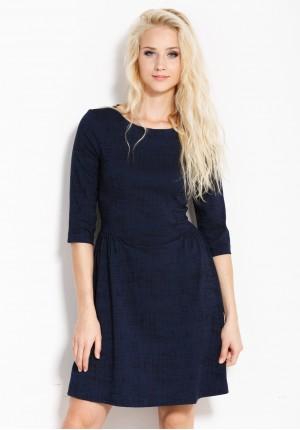 Elegant Dark Dress
